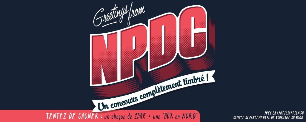 GREETINGS FROM NPDC