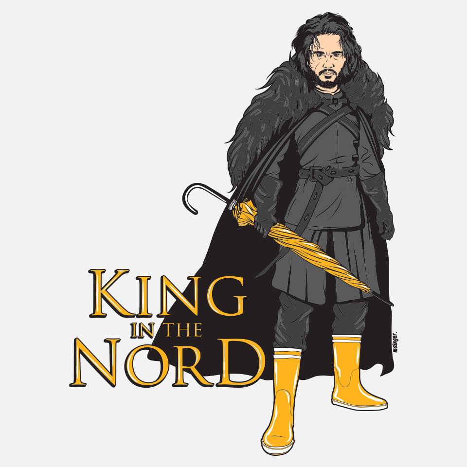 King in the Nord