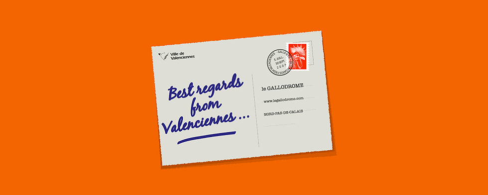 Best regards from valenciennes